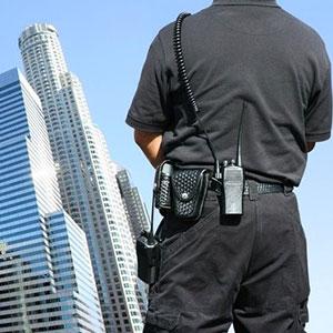 Gardiennage et surveillance