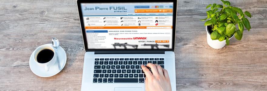 armurerie en ligne en France